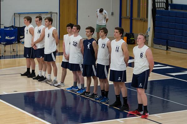 Kutztown Volleyball 2017