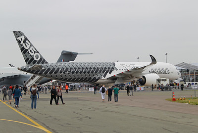 Paris Airshow, Le Bourget 2015