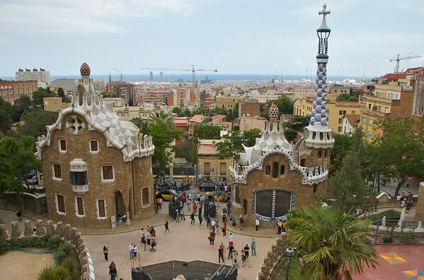 Barcelona: Park Guell