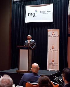 NRG Presentation & Willie Brown Keynote Speech