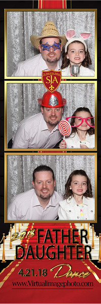 SJA Father/Daughter BOOTH 1