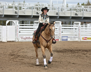 2014 Sisters Rodeo Queen Brooklyn Nelson