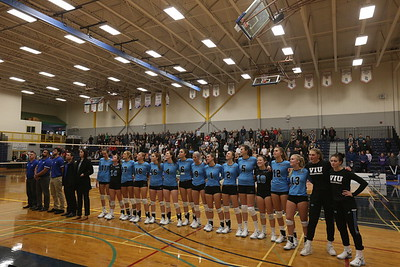 VIU Volleyball vs Camosun (October 12, 2019)