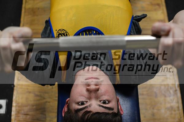 Osceola Boys Weightlifting 2-6-19