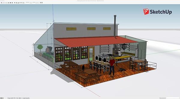 3-step Greenhouse build