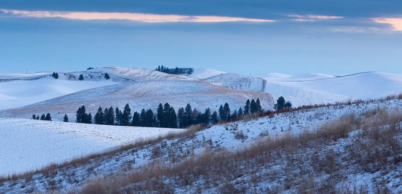 Patterned Hills