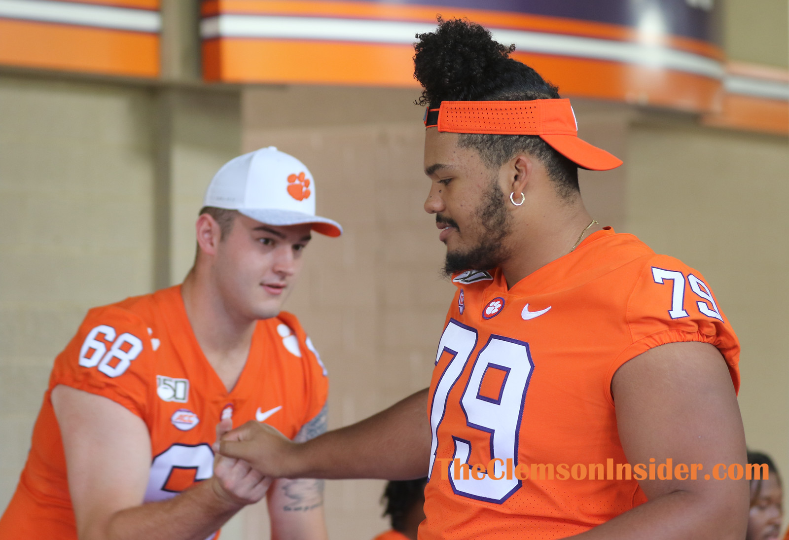 Clemson Fan Appreciation Day.  August 11, 2019/Robert MacRae