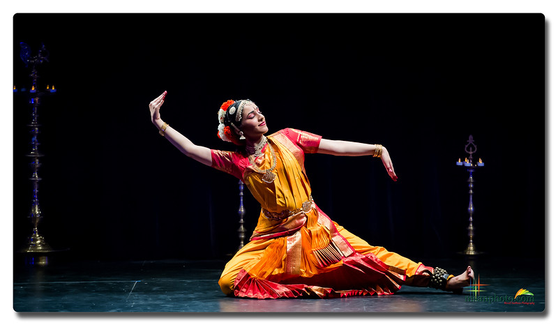 Anisha's Bharatanatyam Arangetram 2019
