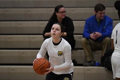 19-01-31 Girls Basketball @ GHS
