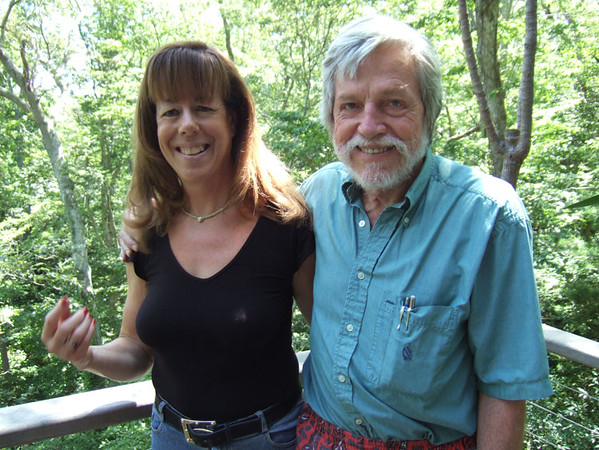 Suzanne Zakin & Michael Bennett