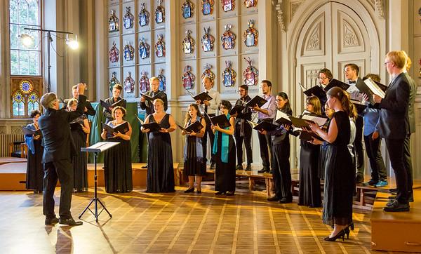 Tenso Europe Chamber Choir 2016 August