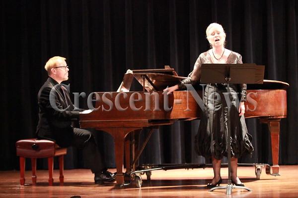 03-29-15 News Denise Ritter & Michael Boyd @ Stroede Center