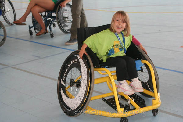 2008 Junior Wheelchair Sports Camp