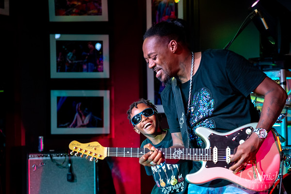 Eric Gales at Funky Biscuit 3.1.19