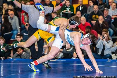 152 - Dover def Baker - 2018 Walsh Jesuit Ironman Semifinals