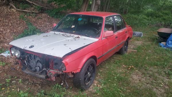 BMW e30 318i M42 Parts Car