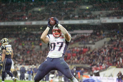 2012 -  New England Patriots @ St. Louis Rams