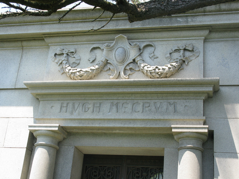 Hugh McCrum