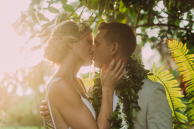 R+B // Keauhou Bay Wedding