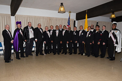 May 2, 2015 - Fourth Degree Exemplification