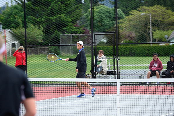 2015 05-18 Tennis - Districts