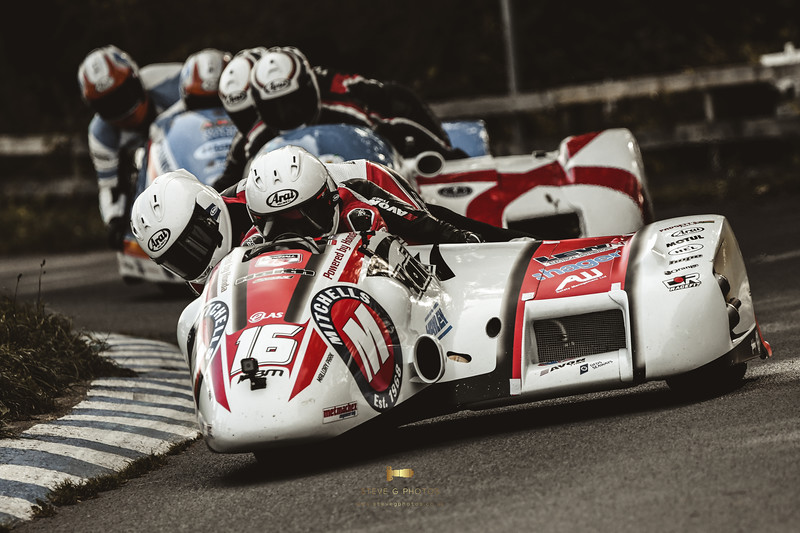 Sidecars 2020 - Olivers Mount