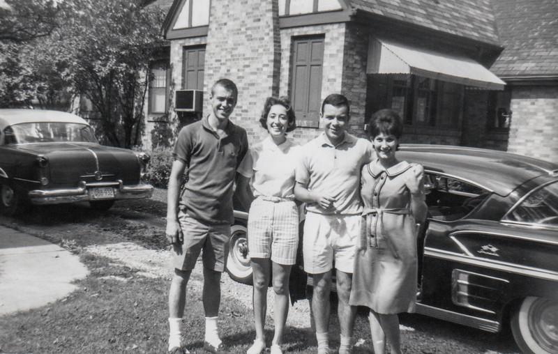 1966 tim edda friends bill caron