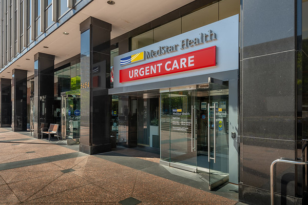 MedStar Urgent Care 5454 Wisconsin Ave 2021