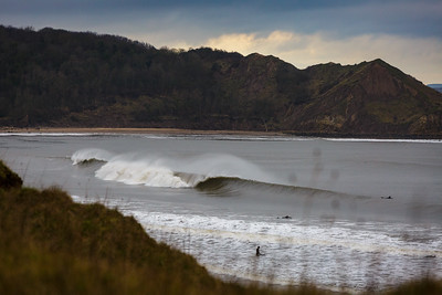 5/1/2020: Surfing East Coast England