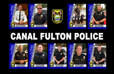 "Canal Fulton ""Cop Cards"""