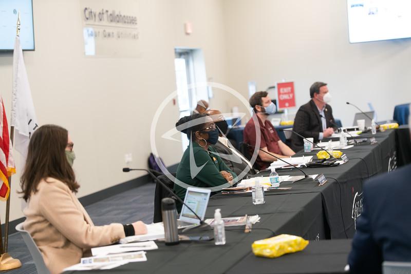 2021   City Commission Retreat