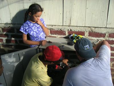 Site Visits- Las Lajas, Boaco