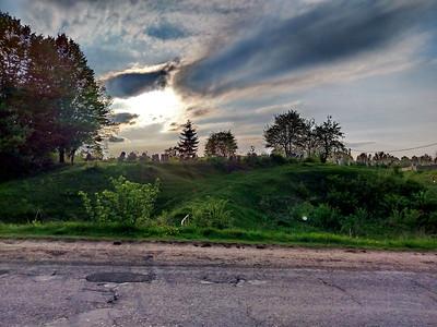 CZUDEJ - cmentarz żydowski
