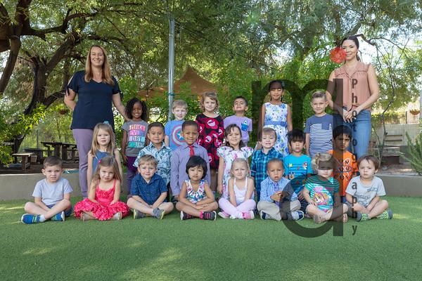 DGM 2018-2019 Primary, Classroom 7, Ms. Peggy