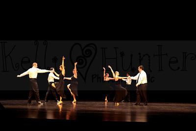 Plainwell Dance 2013 Formation Team