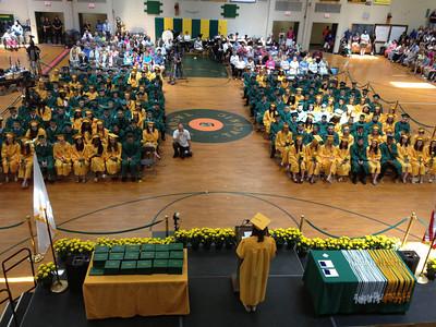 2013 Taconic Graduation
