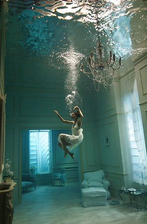 Underwater Dancers..