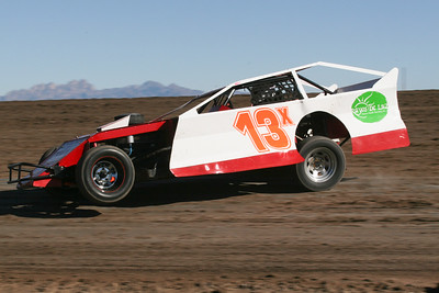 Southern NM Speedway - January, 2010