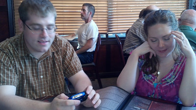 Happy Birthday Mom! - June 2012