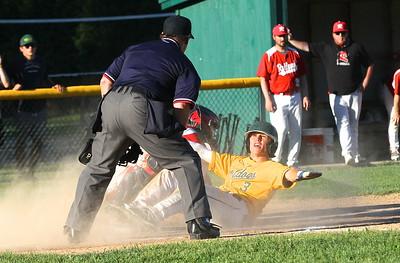 BBA Varsity Baseball playdown vs Rutland photos by Gary Baker