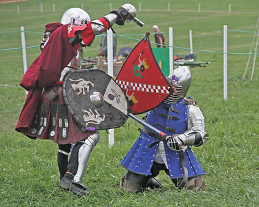 Pennsic XLII - Peace Week Spars