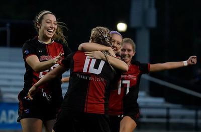 Women's Soccer Big South Semi-Finals