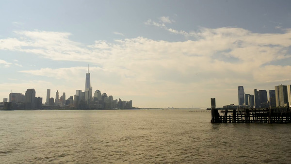 TIME LAPSE IN HOBOKEN - 17 AUG 2014
