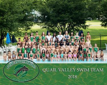 QV Marlins 2018 Team Photo