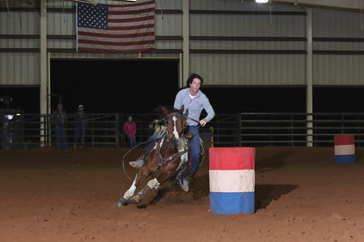 AJRA Baker Friday Night Barrel Race