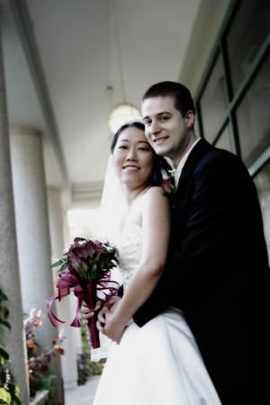Julie & Michael at Meadowlark Gardens