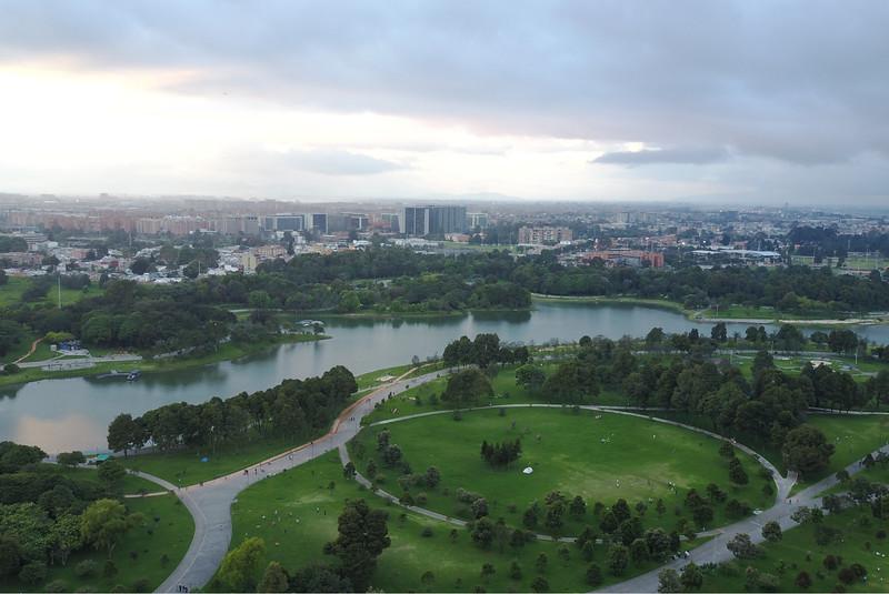 Simón Bolívar Metropolitan Park