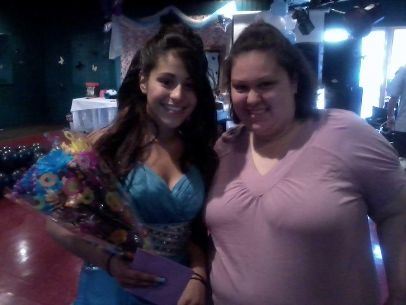 PHOTO -Alexandria and Yessenia - Quince - March 2011.jpg