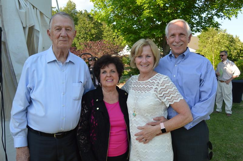 Richard Levin, Alison Levin, Shirley Esch, Pete Esch 1.JPG