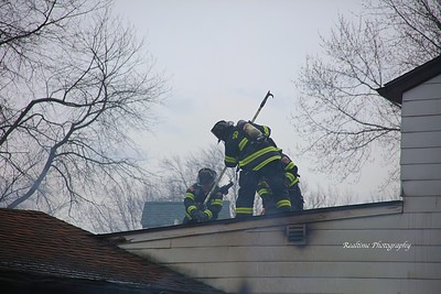 Structure Fire - Orchard Park, NY - 03/26/2020